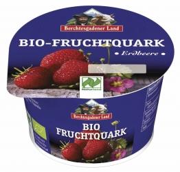 Berchtesgadener Land Bio Naturland Bio-Fruchtquark Erdbeere 200g
