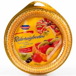 KuchenMeister Rührteigboden 300g