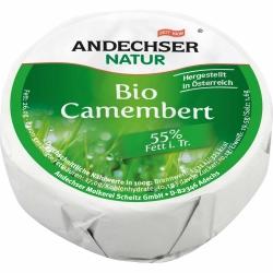 Andechser Natur Bio Camembert 55% 100g