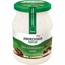 Andechser Natur Bio Cremejogurt Stracciatella 7,5% 500g