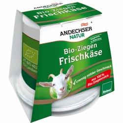 Andechser Natur Bio-Ziegenfrischkäse 40% 125g