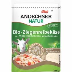 Andechser Natur AN Bio-Ziegenreibekäse 48% 100g