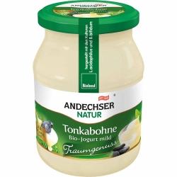 Andechser Natur AN Bio Jogurt mild Tonkabohne 3,7% 500g