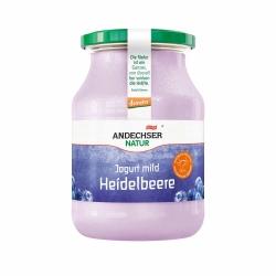 Andechser Natur AN Demeter Jogurt mild Heidelbeere 3,7% 500g