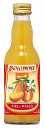 BEUTELSBACHER Apfel-Mangosaft Demeter 0,2l