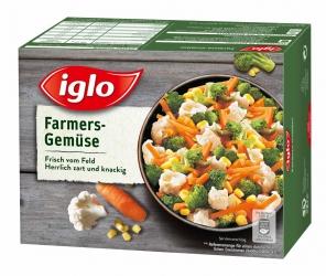 Iglo Farmers Gemüse 400g