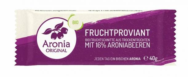 Aronia ORIGINAL Bio Fruchtproviant 40g