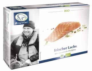 Biopolar Bio-Lachs-Filets ´Natur´ 160g