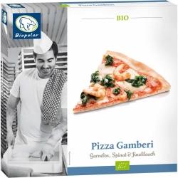 Biopolar Pizza Gamberi 350g