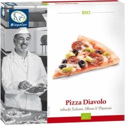 Biopolar Pizza Diavolo 350g