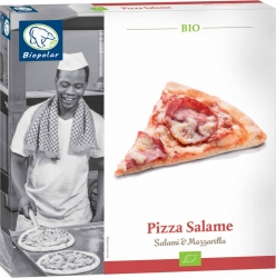Biopolar Pizza Salame 330g