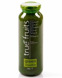 true fruits green smoothie 250ml