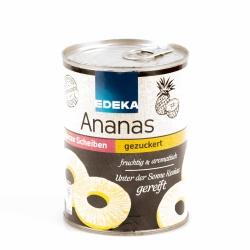 EDEKA Ananas Scheiben 570g