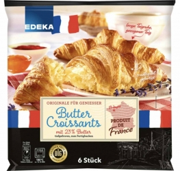 EDEKA La France Butter-Croissants 6 Stück