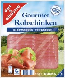 GUT&GÜNSTIG Gourmet Rohschinken 175g QS