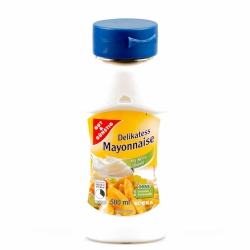 Gut & Günstig Delikatess Mayonaise 500ml