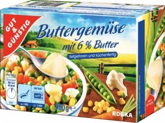 GUT&GÜNSTIG Buttergemüse 300g
