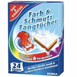 GUT&GÜNSTIG Farbfangtücher 24ST