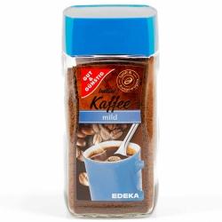 Gut & Günstig Instantkaffee Mild 200g