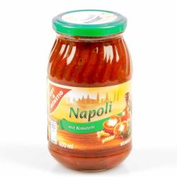 Gut & Günstig Nudelsauce Napoli 400ml