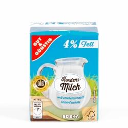 Gut & Günstig Kondesmilch 4% 340g