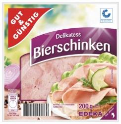 GUT&GÜNSTIG Bierschinken 200g QS