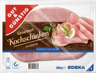 GUT&GÜNSTIG Gourmet Kochschinken 200g QS