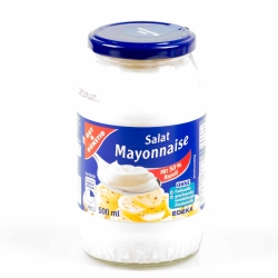 Gut & Günstig Salatmayonaise 50% 500ml