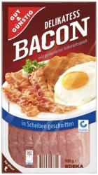 Gut & Günstig Delikatess Bacon 100g
