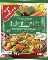 GUT&GÜNSTIG Pfannengemüse Italienische Art 750g