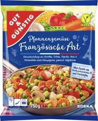 GUT&GÜNSTIG Pfannengemüse Französische Art 750g