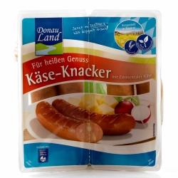 DonauLand Käse-Knacker 2x150g