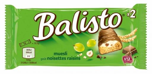 Balisto Müsli Mix 37g