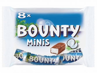 Bounty Minis 10 Stück