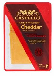 Castello Cheddar Aromatisch-Würzig 140g