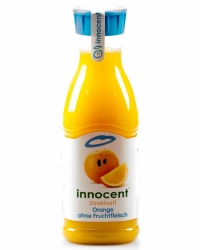 innocent Direktsaft Orange ohne Fruchtfleisch 900ml