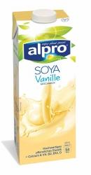 Alpro Soja Drink Vanille 1l