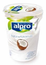 Alpro Soja-Kokosnuss Joghurt Natur  500g