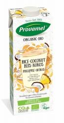 Provamel Bio Reis Kokosdrink-Ananas 1l