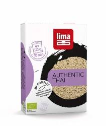 Lima Thailändischer teilpolierter Reis im Kochpeutel 500g