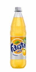 Fanta Orange zero 1l