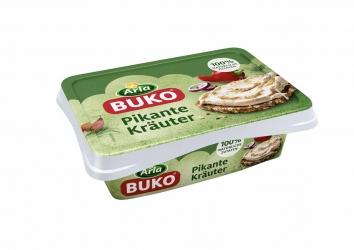 Arla Buko pikante Kräuter Doppelrahmstufe 200g