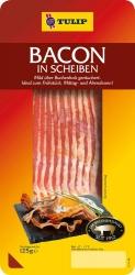 Tulip Bacon in Scheiben 125g