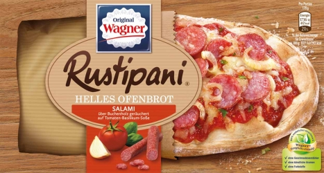 Wagner Rustipani Salami 170g