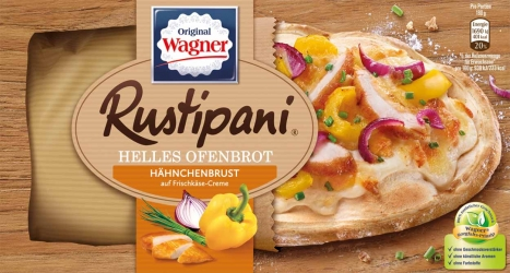 Wagner Rustipani Hähnchenbrust 180g