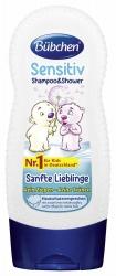 Bübchen Kids Sensitiv Shampoo & Shower Sanfte Lieblinge 230ml