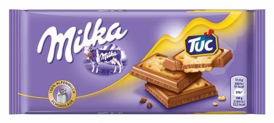 Milka & Tuc 87g