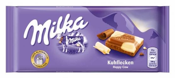 Milka Kuhflecken 100g