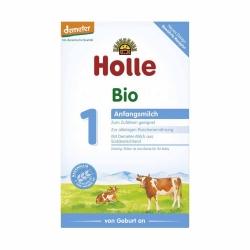 Holle baby food Bio-Anfangsmilch 1 von Geburt an 400g