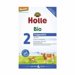 Holle baby food Bio-Folgemilch 2 nach dem 6. Monat 600g